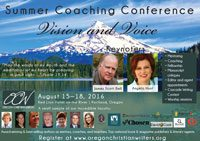 DOWNLOAD the 2016 Summer Conference Flyer